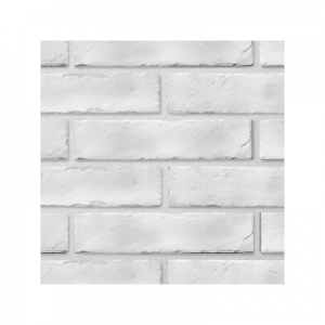 GRES SZKLIWIONY THE STRAND KOLOR WHITE 250x60x10 MM GOLDEN TILE