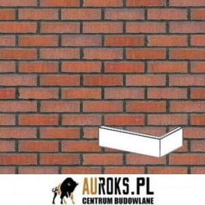 KING KLINKIER PŁYTKA KĄTOWA BRICK TOWER 240/115x71x10 MM